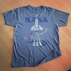 Other - NASA blue shirt, EUC